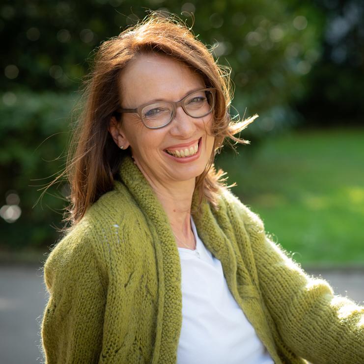 Sandrina Ferino von Niehaus Pharma macht die Redaktion der ChillPost