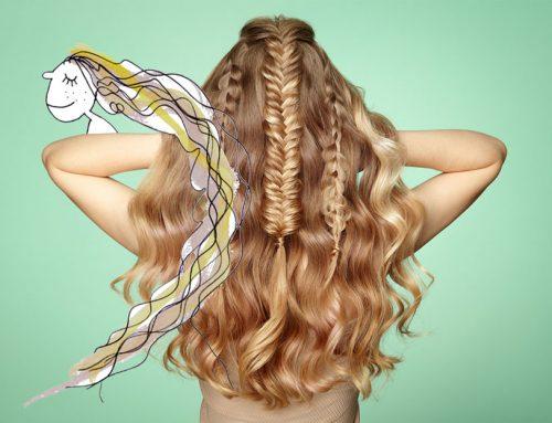 """""""Rapunzel, lass dein Haar herunter?"""""""